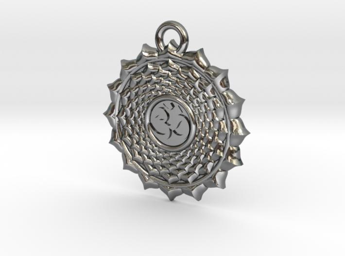 Crown Chakra 3d printed