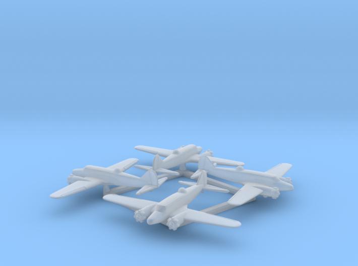 1/700 Anson x4 (FUD) 3d printed