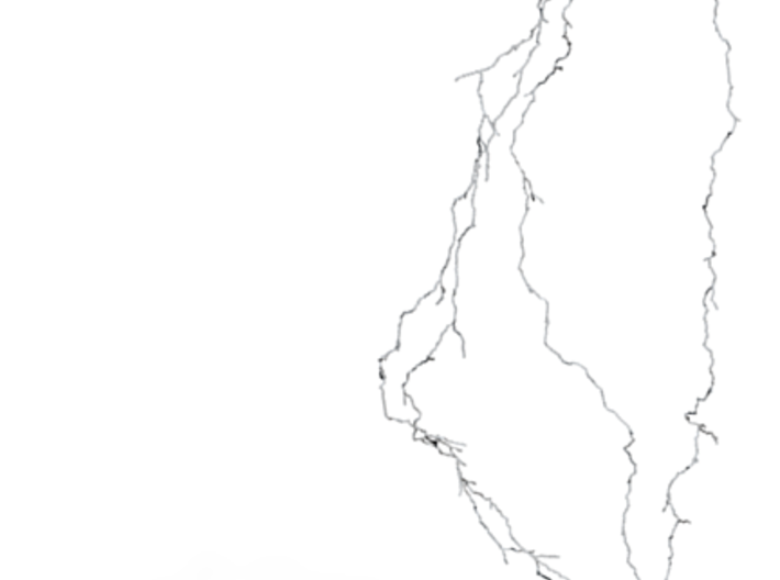 Linghtning Test 1 3d printed