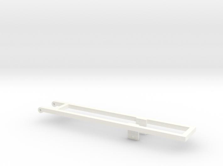 20/22 mounting frame 3d printed