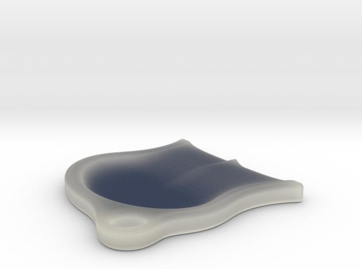 Seat Scoop 3d printed