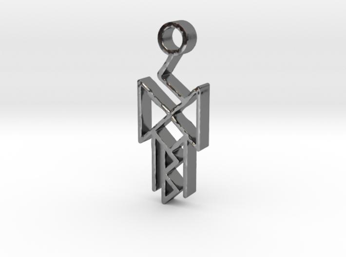 Runes of victory 3d printed