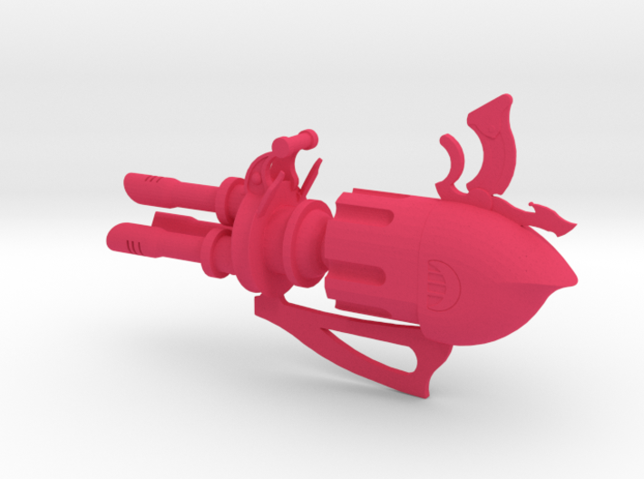 Jinx - Pow Pow 3d printed