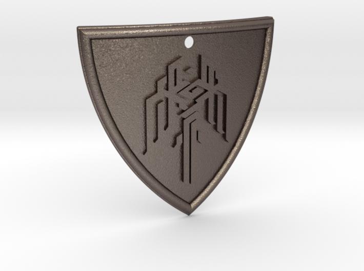 Dragon Age Shield 3d printed