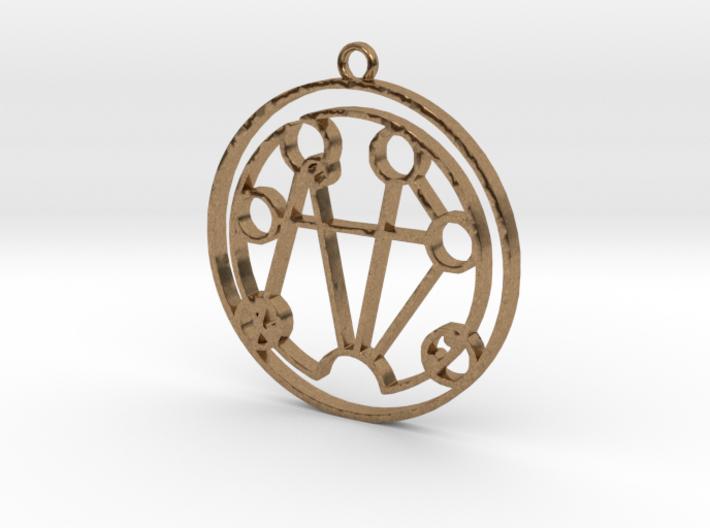 Symphony - Necklace 3d printed