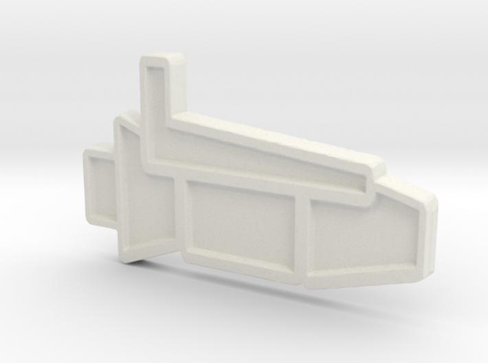 Ship #1 3d printed