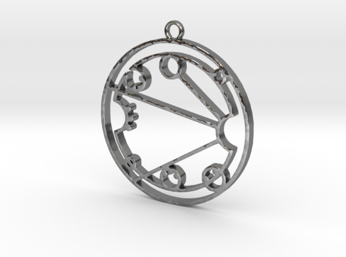 Lysandre - Necklace 3d printed
