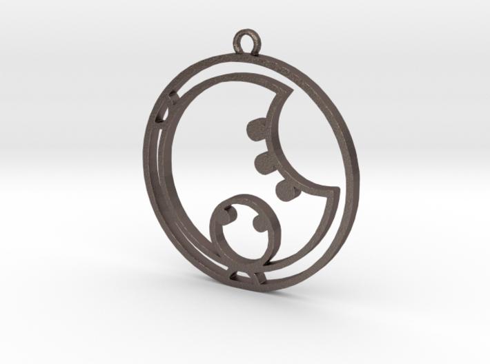 Kara / Cara - Necklace 3d printed