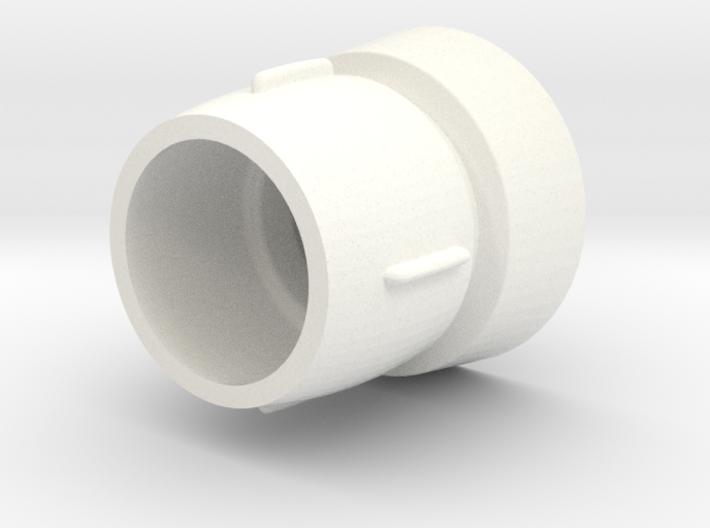 Hovi Mic Tip Scaled 0.8 3d printed