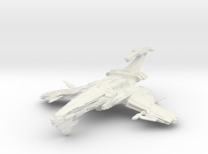 Scorpion Class BattleCruiser I 3d printed