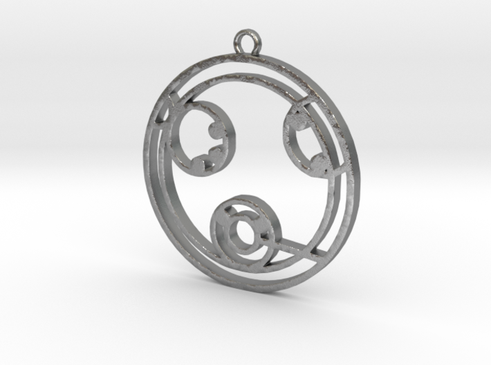 Cuyla - Necklace 3d printed