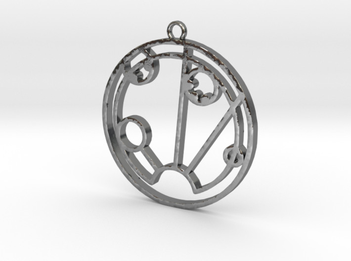 Celyn - Necklace 3d printed