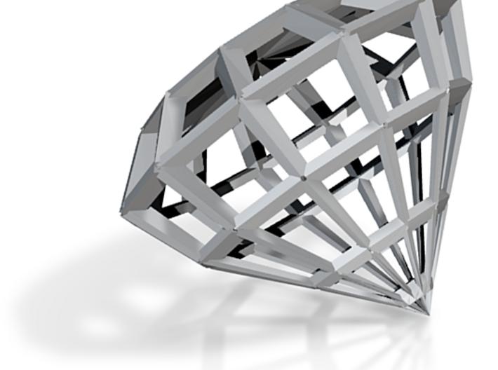 Diamond1 3d printed