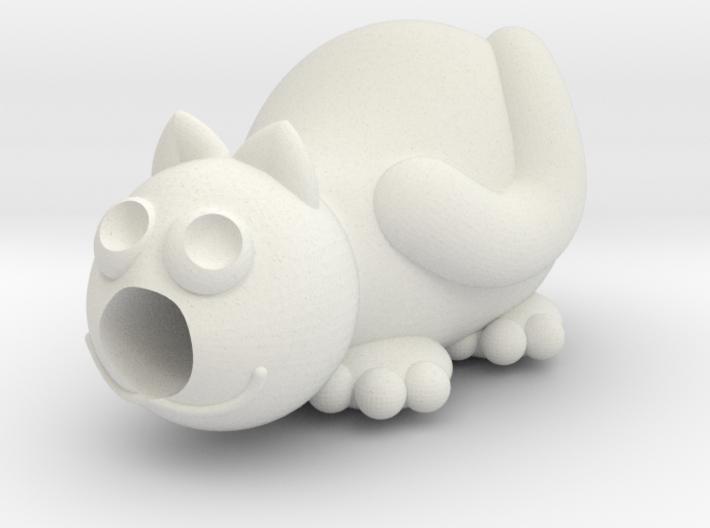 Caty 3d printed