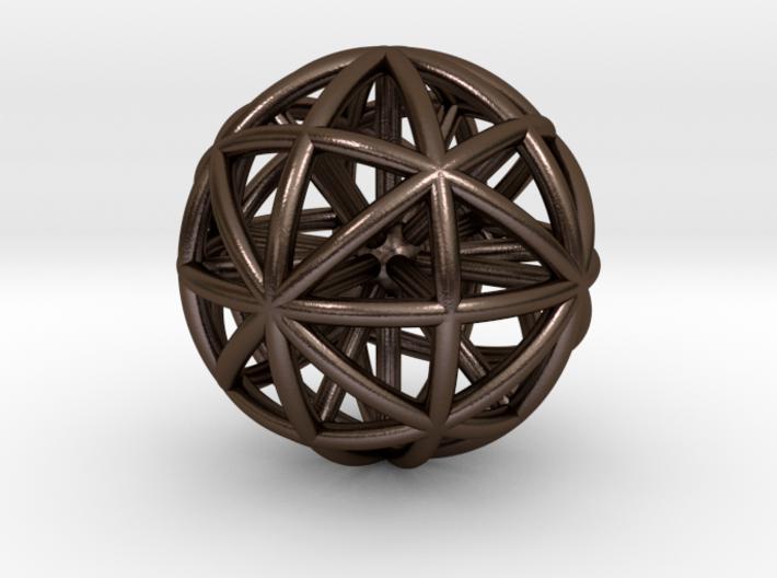 Spherical thing 3d printed