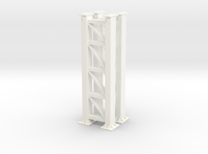 Signalling Gantry Legs 3d printed