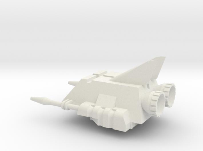 Laserbeak 3d printed