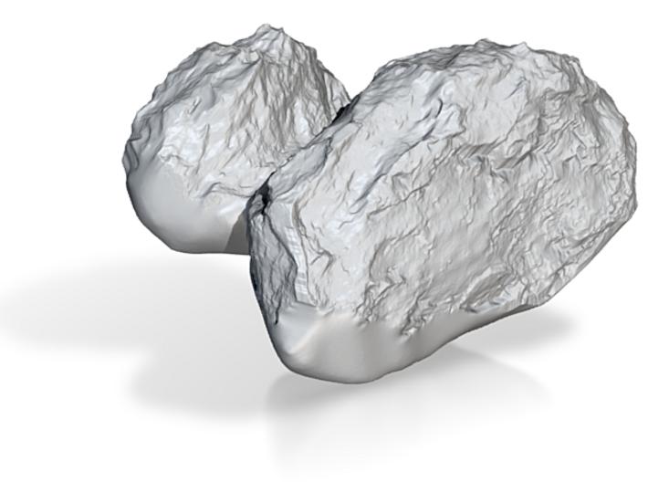 Comet1 3d printed