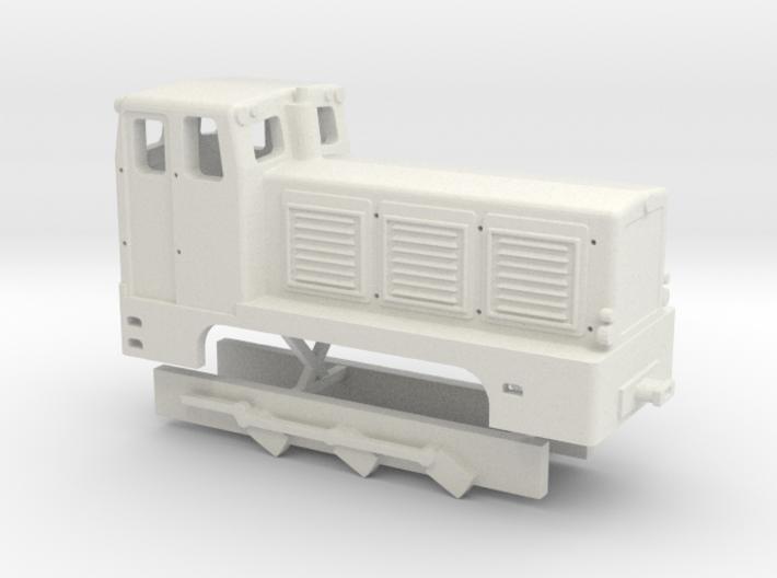 V10C-Gehäuse (H0, 1:87) 3d printed