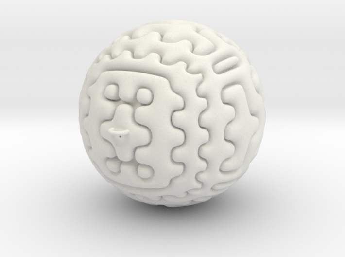 Christmas Tree Ornament #6 3d printed