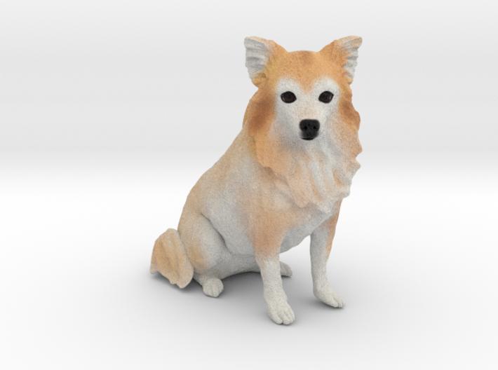 Custom Dog Ornament - Prince 3d printed