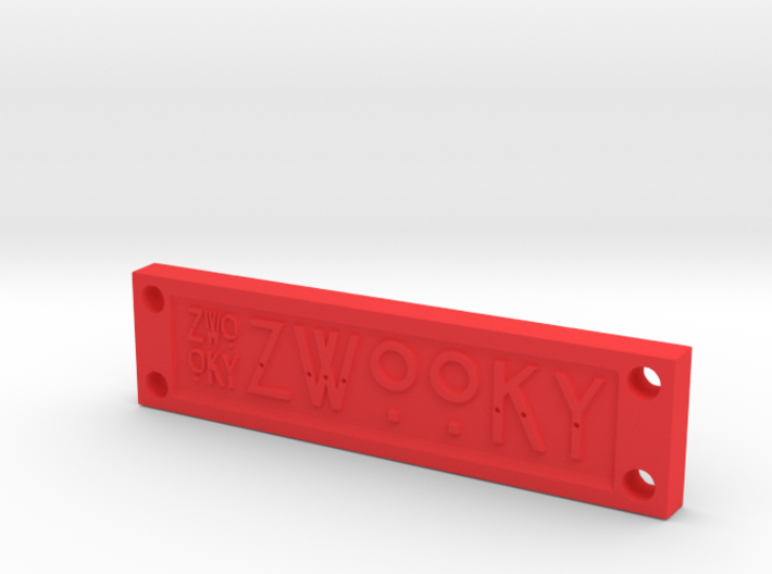 ZWOOKY Style 12 Sample 3d printed
