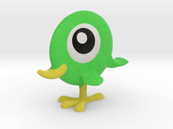 Flatbird 3d printed