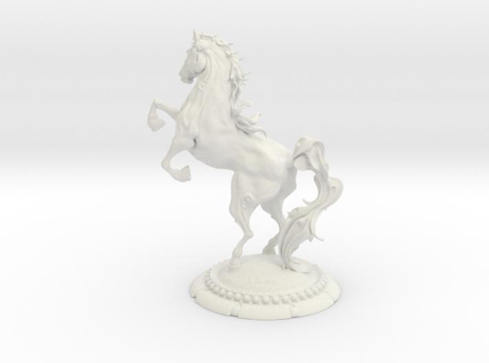 Horse 5.5in/14cm 3d printed