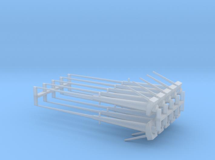 Transit Tube Tips V0.1 3d printed
