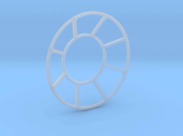YT1300 MPC TURRET WELL WINDOW 3d printed