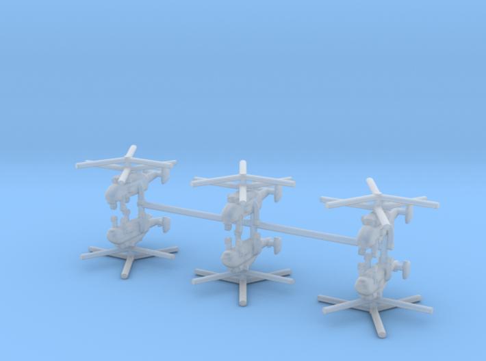 1/700 Russian Naval Aviation Kit 5 3d printed