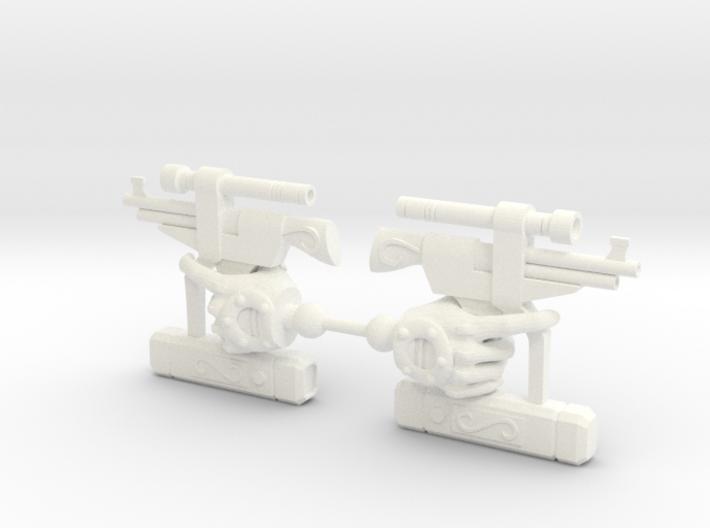 Neutra Laser Hands 3d printed