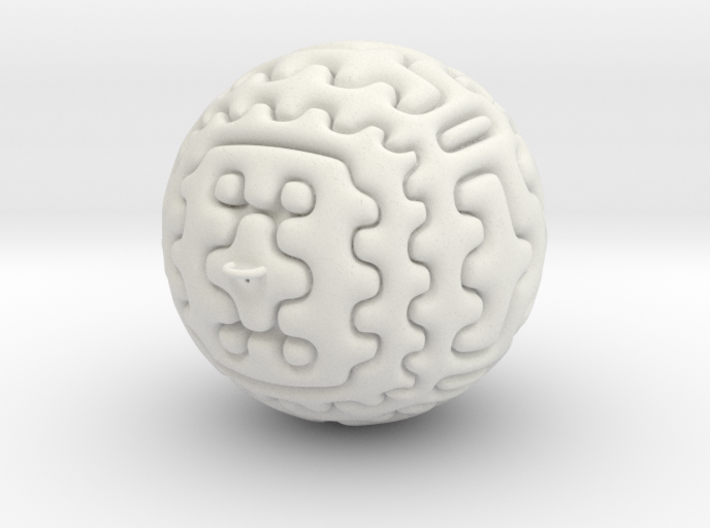 Christmas Tree Ornament #6 Smaller 3d printed