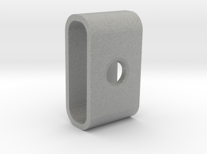 MagShade 2 (cover for MagSafe 2 charging light) 3d printed