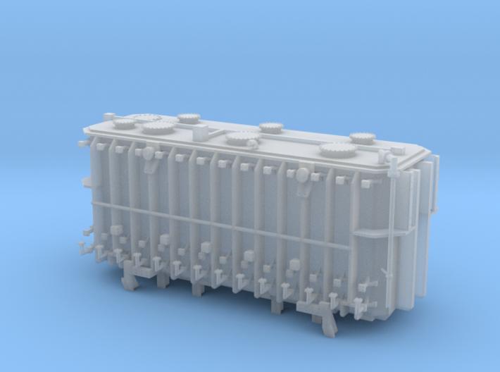 QTTX Transformer 1 Sans Beams 3d printed