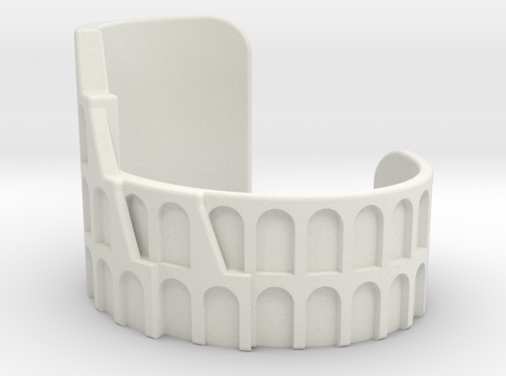 Colosseum Bracelet Size Medium 3d printed