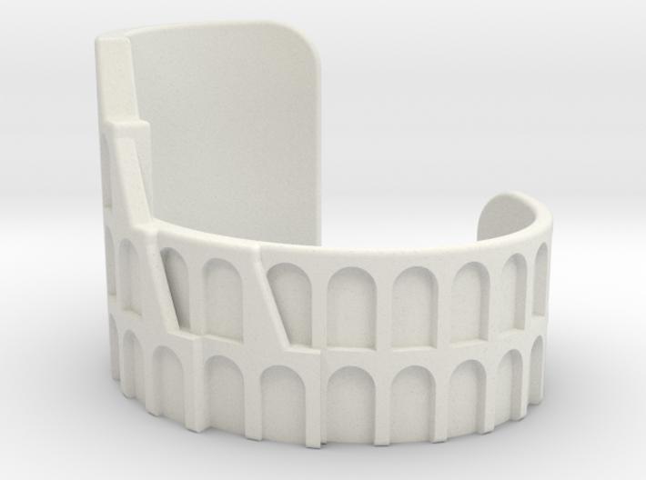 Colosseum Bracelet Size Medium 3d printed