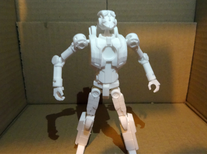 Transformers Comics Tribute - MTMTE Rung 3d printed Please don't eat my spark!