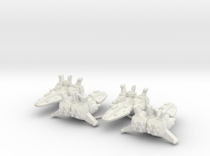 SSA107 Strix Frigate 3d printed
