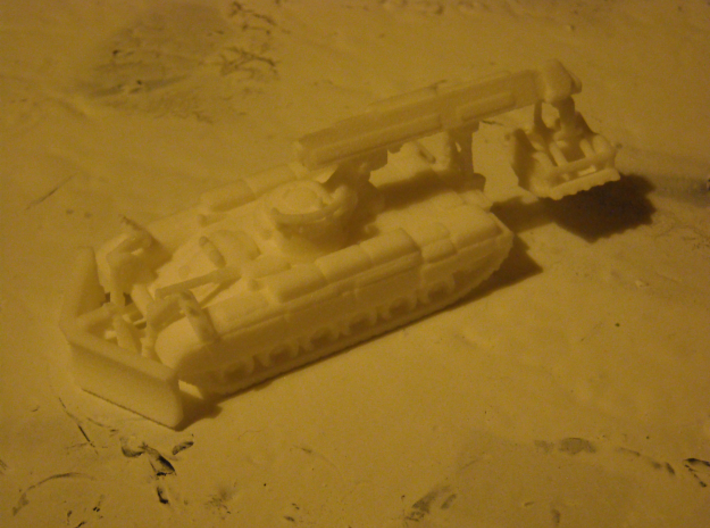MG144-R07A IMR-2 Combat Engineering Vehicle 3d printed