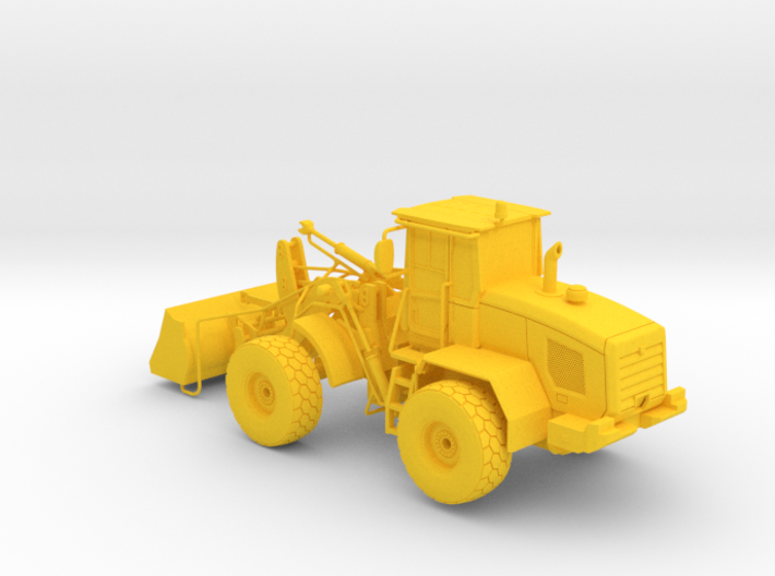CAT Loader 3d printed