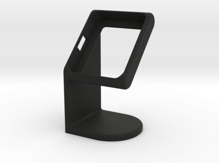LG G Watch Desktop Stand 3d printed