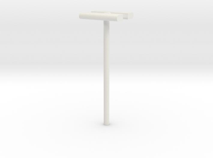 1/160 - DSB Stations lampe (dobbelt) (VIA) 3d printed
