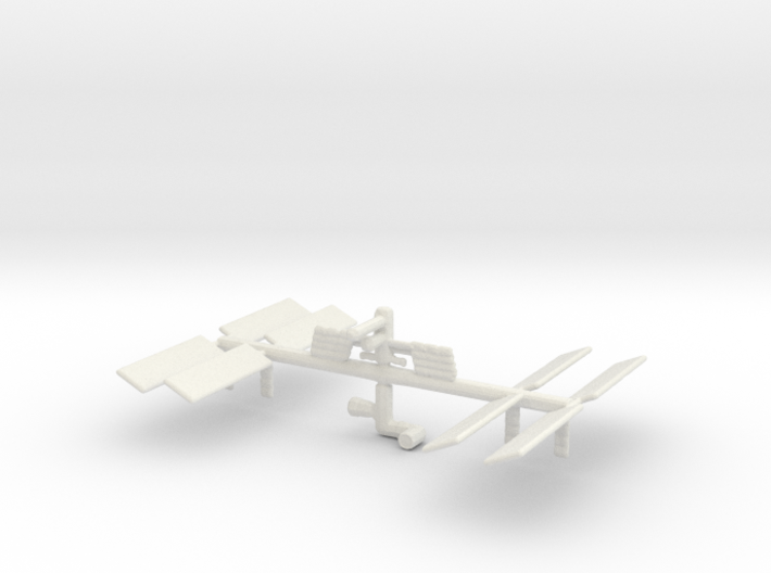 Space Station 3DP 3d printed