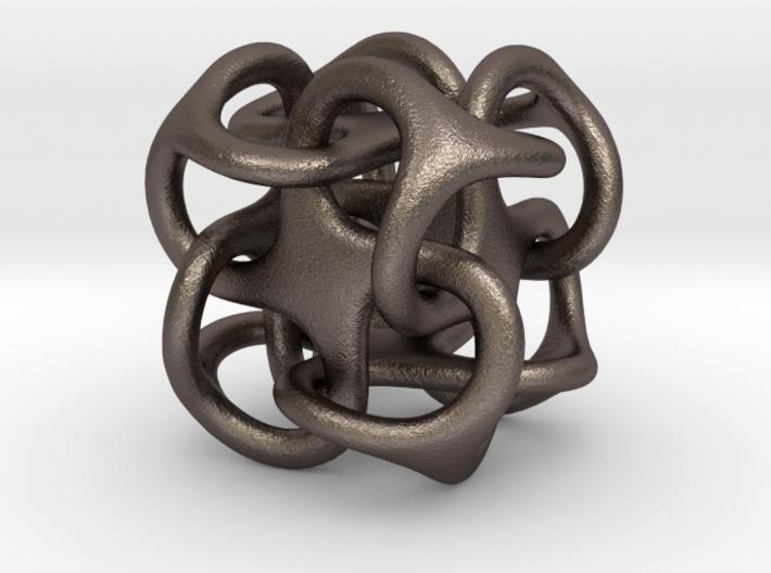 Mini Metatron 3d printed