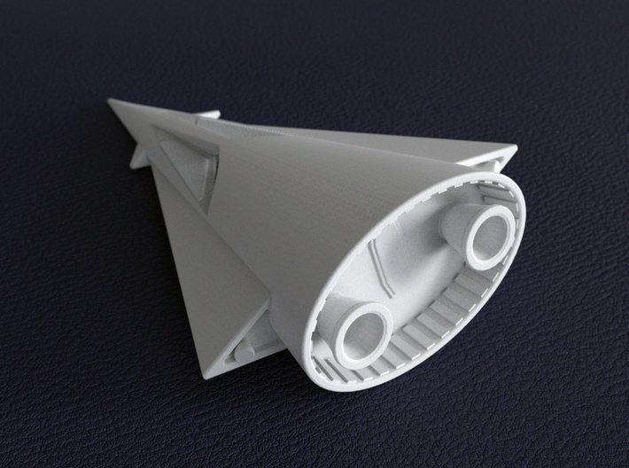 Liberty 1 / Icarus spacecraft, 1/144, 91 mm 3d printed