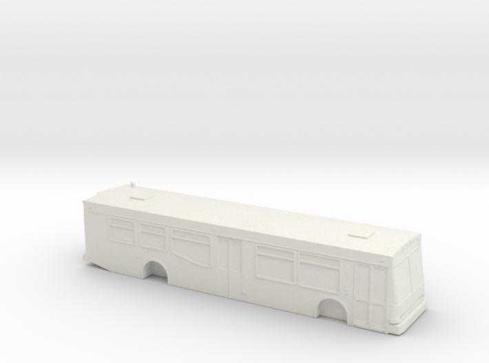 ho scale nabi 40-lfw bus 3d printed