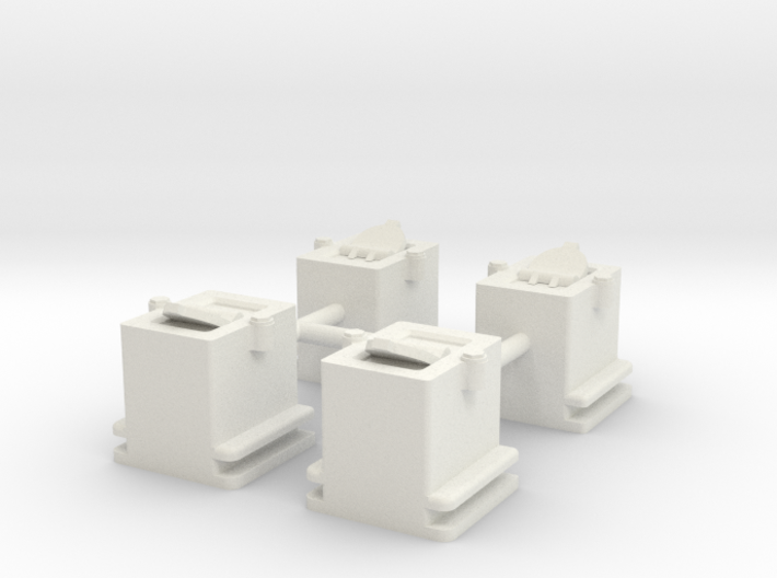 Achslager Druck (repariert) 3d printed