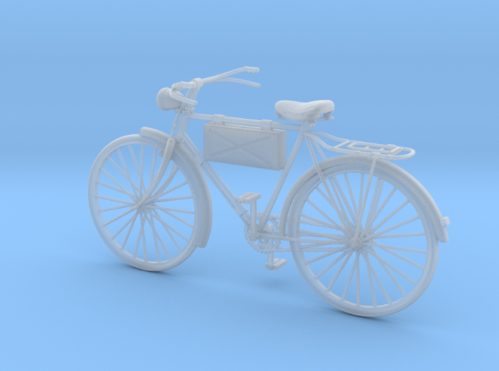 1:16 German Infantry Scout Bicycle 3d printed