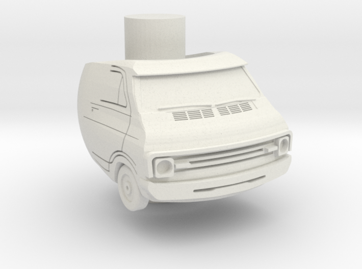 Van ring 3d printed
